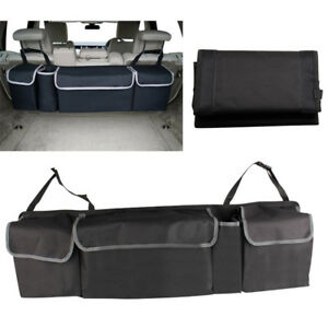 High Capacity Multi-use Car Seat Back Organizers For Interior Accessories