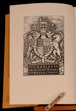 1972 Mark Severin Engraved Bookplates European Ex Libris 1950-70 Illustrated