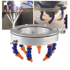 100mm Mist Coolant Lubrication Cooling Sprayer Ring for CNC Engrave System Water