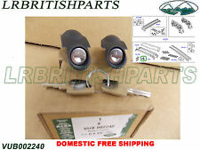 LAND ROVER ROOF RAIL RACK LOCK SYSTEM WITH KEYS RANGE ROVER 03-12 OEM VUB002240