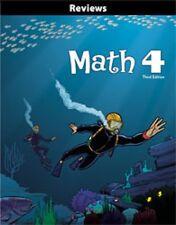 BJU Press - Math 4 Student Reviews (3rd ed.) 260158