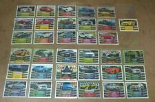 top Gear Cards bundle Trading Cards