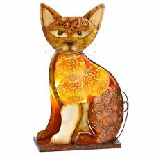 Deco Flair Electric Luminary - Capiz Shell - Cat 15.5 inches