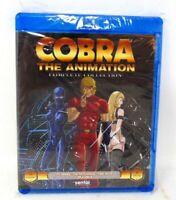 Cobra: The Animation (Blu-ray DVD) - Brand New