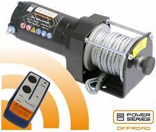 Power Series® 12 V Elektrische Seilwinde Motorwinde 1360 kg Elektrowinde Seilzug