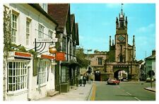 Postcard -   EAST GATE, WARWICK       ( Ref B18)