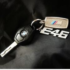 BMW E46 Key Chain, Stainless steel