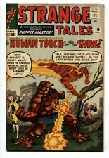 STRANGE TALES #116 comic book 1963 1ST THING crossover