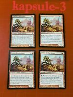 4x Goblin Archaeologist | Darksteel | MTG Magic The Gathering Cards