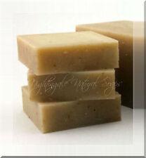 Oatmeal Milk & Honey Natural Soap Organic Shea Butter Olive Oil 1 Lg Bath Bar