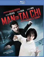 Man of Tai Chi (Blu-ray Disc, 2013) New Sealed Keanu Reeves