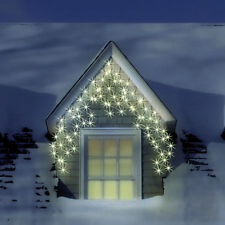 Indoor/Outdoor Christmas Icicle Lights