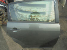 TOYOTA COROLLA VERSO DRIVER SIDE REAR DOOR IN GREY (1C3) TO FIT 2004-2008