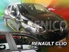 HEKO Wind Déflecteurs Avant Set 2 pièces Renault Clio mk2 3 Portes Hayon 1998-2005