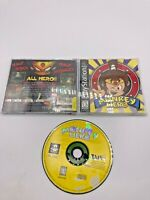 Sony PlayStation 1 PS1 CIB Complete Tested Monkey Hero Ships Fast
