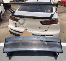 CARBON FIBER VOLTEX TYPE-5V STYLE GT WING 1400MM (H=230MM) FOR EVO 10