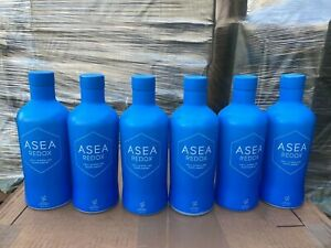 ASEA Water Redox Supplement *6 Bottles+Free Shipping Exp 2022