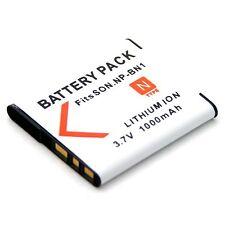 Battery for SONY DSC-W310 DSC-W320 DSC-W330 DSC-W350 DSC-W360 DSC-W380 DSC-W390