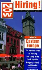 Now Hiring! Jobs in Eastern Europe: The Insiders