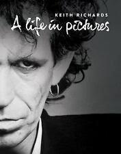 Keith Richards:A Life in Pictures by Andy Neill NEW Hardcover Book FREE SHIPPING