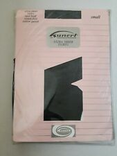 Kunert Ultra Sheer NAVY Tights Size SMALL FREE P&P