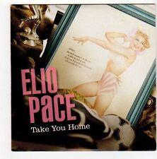 (FA445) Elio Pace, Take You Home - 2009 CD