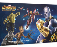 MARVEL EXCLUSIVE COLLECTABLE COIN CALENDAR SOLD OUT LIMITED TO ONLY 5000