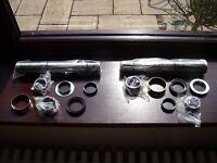 REAR BEAM AXLE REPAIR KIT FOR PEUGEOT 205 GTI 306 309 CITROEN XSARA & added seal