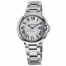 Cartier Ballon Bleu Silver Women's Watch - W6920071