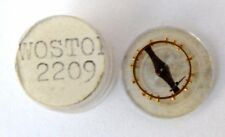 WOSTOK parts  2209 complete timed screw balance. New Old Stock