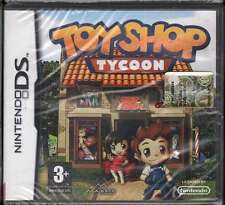 Toy Shop Tycoon Videogioco Nintendo DS NDS Sigillato 5060136650260