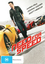 Need for Speed  - DVD - NEW Region 4