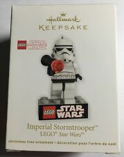 Hallmark 2012 Lego Star Wars Imperial Stormtrooper Minifigure Keepsake Ornament