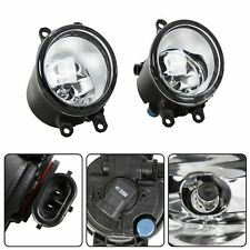 Set For Toyota Camry Corolla RAV4 Yaris LH RH Fog Light Driving Lamp