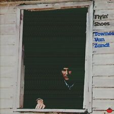 "TOWNES VAN ZANDT "" FLYIN' SHOES "" LP SIGILLATO (TOMATO MUSIC 1978) RARO"