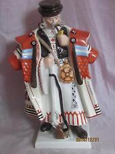 Herend Porcelain The Brigard of Bakeny Woods Figurine