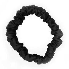NEW Slip Silk Skinny Hair Scrunchie / Tie / Bobble in Black
