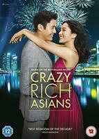 CRAZY RICH ASIANS [DVD][Region 2]
