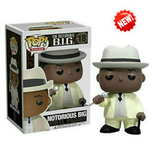 Funko Pop The Notorious B.I.G. NOTORIOUS BIG VINYL Action Figure #18 Toy Gifts
