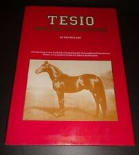 TESIO MASTER OF MATINGS by Ken McLean 1984 Hardcover OUT OF PRINT