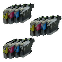 12x Ink Cartridges LC121 Compatible For Brother MFC-J470DW J650DW J870DW J245