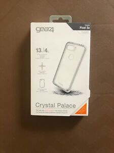 Gear4 Crystal Palace Series Case for Google Pixel 3a - Clear