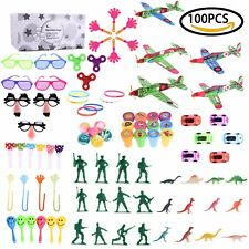 Easter Party Favor Aircraft Toy & Accessory Assortments Play Gift Set - 100 Pcs