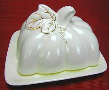 Motiv Butterdose Wunderschöne Butterbehälter aus Keramik Neuware