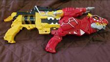 L@@K Power Rangers Dino Charge Morpher & T-rex Morpher Blaster ** Tested**