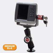 Durasafe ELock - 2pk Lock Combo for MED Swivel Mounts (EL-6 Suits most Models)