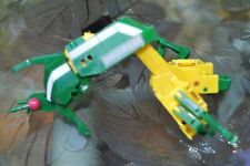 VINTAGE G1 TRANSFORMERS INSECTICONS BARRAGE BEETLE FIGURE 1984 BANDAI