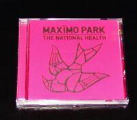 MAXIMO PARK THE NATINAL HEALTH CD SCHNELLER VERSAND NEU