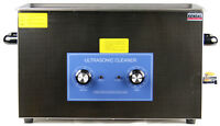 Industrial 980 Watts 21 liters (5.55 gal) HEATED ULTRASONIC CLEANER HB-821MHT
