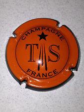 Capsule de champagne TRIBAUT (20. orange contour noir)